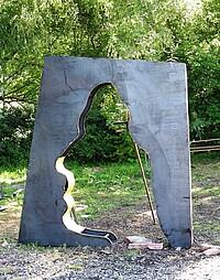 Skulptur Lohnsbachpark