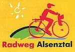 Logo Radweg Alsenztal