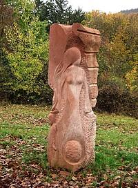 Keltischer Skulpturenkreis